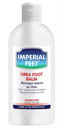 Imperial Feet Urea Foot Balm Βάλσαμο Ποδιών Με Urea 10% 150ml