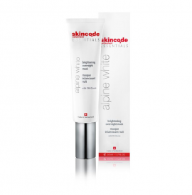 Skincode Alpine White Brightening Overnight Mask 50ml