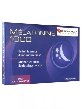 Forte Pharma Melatonine 1000 30tabs