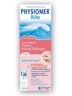 PHYSIOMER BABY COMFORT 115ml