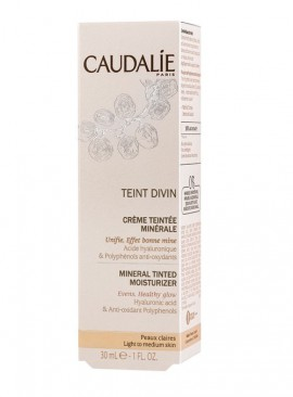 CAUDALIE TEINT DIVIN Tinted Moisturizer Light to medium skin 30ml