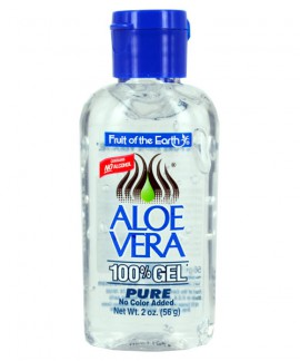 FRUIT OF THE EARTH ALOE VERA 2 OZ