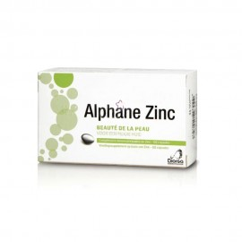 Biorga Alphane Zinc Skin Beauty 15mg 60caps