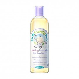 Earth Friendly Baby Soothing Lavender Bubble Bath 300ml