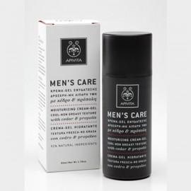 APIVITA MENS CARE GEL ΕΝΥΔΑΤΩΣΗΣ 50ML