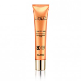 Lierac Sunissime BB Fluide Protective Anti-Aging  Golden Face & Decollete SPF30 40ml