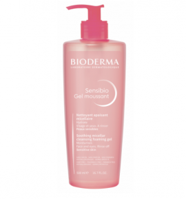 Bioderma Sensibio Gel Moussant 500ml
