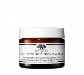 Origin High Potency Night-A-Mins™ Resurfacing Cream with Fruit-Derived AHA's 50ml