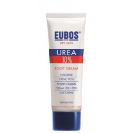 EUBOS 10% UREA FOOT CREME 100ML