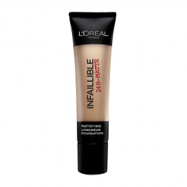 LOreal Paris Infallible 24H Matte Foundation 30 Honey 35ml