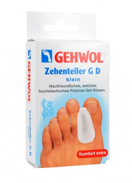 GEHWOL TOE DIVIDERS GD SMALL 3 ΙTEMS