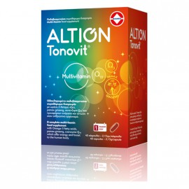 Altion Tonovit Multivitamin 40caps