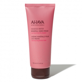 Ahava Mineral Hand Cream – Cactus & Pink Pepper 100ml