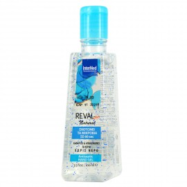 Intermed Reval Plus Natural Antiseptic Hand Gel 100ml