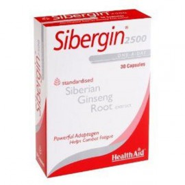 HEALTH AID SIBERGIN 2500 -BLISTER 30S
