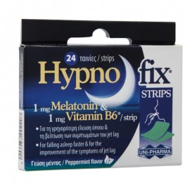 Unipharma Hypno Fix Strips 24τμχ