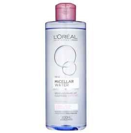 LOreal Paris Micellaire Water Classic για Κανονική - Ξηρή Επιδερμίδα 400ml