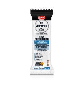 Lanes The Active Club High Protein Bar με Γεύση Brownie 60gr
