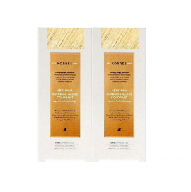 Korres Set Abyssinia Superior Gloss Colorant 12.0 Special Blonde 50ml 1+1