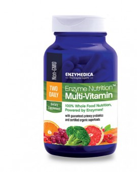 Enzymedica Two Daily Multi-Vitamin 60 caps