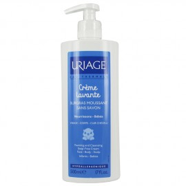 URIAGE LAVANTE CLEANSING CREAM 500ML