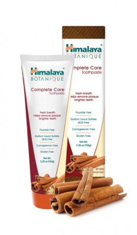 Himalaya Complete Care Toothpaste Simply Cinnamon 5.29oz 150gr