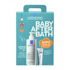 La Roche Posay Baby After Bath Set Lipikar Baume AP+ 400ml + Δώρο Cicaplast Beume B5 15ml