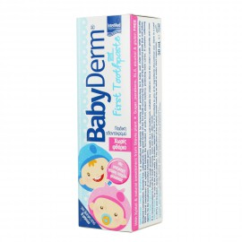 Intermed Babyderm First Toothpaste Bubble-gum 50ml