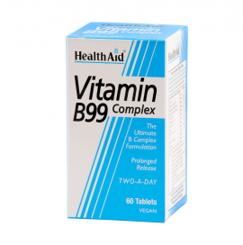 HEALTH AID B99 COMPLEX PROLONGED RELEASE TABLETS 60s