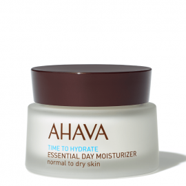 Ahava Essential Day Moisturizer – Normal To Dry 50ml