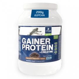 My Elements High Performance Gainer Protein Powder + Creatine Με Γεύση Σοκολάτα 2Kg
