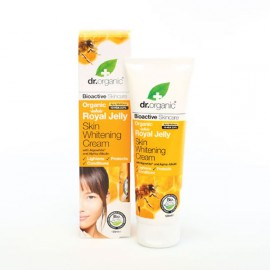 DR.ORGANIC ROYAL JELLY SKIN WHITENING CR 125ML