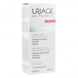 Uriage Depiderm Anti-Brown Spot Hand Cream SPF15 50ml