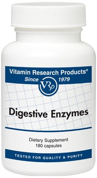 VRP Digestive Enzymes 180caps