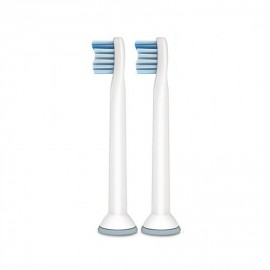 Philips Sonicare Sensitive Ultra Soft Mini Brush Heads 2 Τεμ. HX6082/07