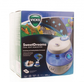 Vicks SweetDreams Cool Mist Humidifier VUL575E4 1τμχ