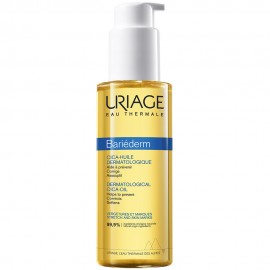 Uriage Bariederm Dermatological Cica-Oil για ραγάδες και ουλές 100ml
