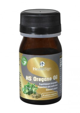 Health Sign Hs Oregano Oil 30 Softgels