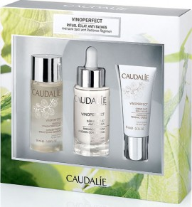 CAUDALIE Set Vinoperfect Serum Eclat 30ml + Δώρο Vinoperfect Concentrated Brightening Eclat 50ml + Δώρο Vinoperfect Overnight Renewal Cream 15ml