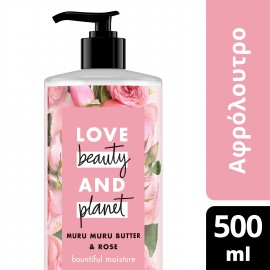 Love Beauty and Planet ΑΦΡΟΛΟΥΤΡΟ ROSE 500ML