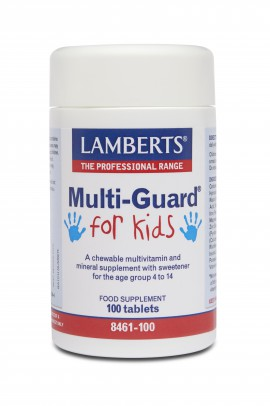 LAMBERTS MULTI GUARD FOR KIDS 100TABS