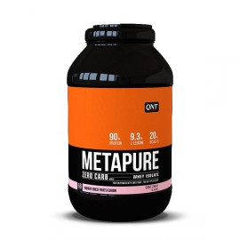 QNT Metapure Zero Carb Whey Isolate Protein Powder Yoghurt Forest Fruits 2kg