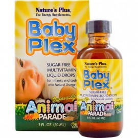 Natures Plus ANIMAL PARADE BABY PLEX 60ML