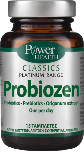 POWER HEALTH PLATINUM PROBIOZEN 15 TAB
