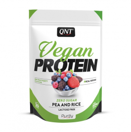 QNT Vegan Protein Red Fruit 500gr