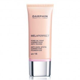 DARPHIN MELAPERFECT HYPER PIGMENTATION Anti Dark Spots Correcting Foundation SPF15 (03 HONEY) 30ml