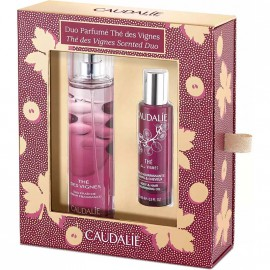 Caudalie Set The Des Vignes Scented Duo The des Vignes Fragrance 50ml + The des Vignes Body & Hair Nourishing Oil 15ml