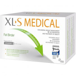 Omega pharma XL-S Medical Fat Binder 180 Δισκία