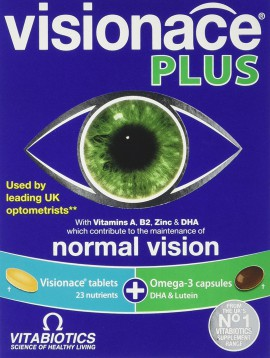 VITABIOTICS VISIONACE PLUS 28TABS/28CAPS