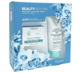 Vichy Set Aqualia Thermal Light 50ml + Δώρο Purete Thermale Γαλάκτωμα καθαρισμού 100ml